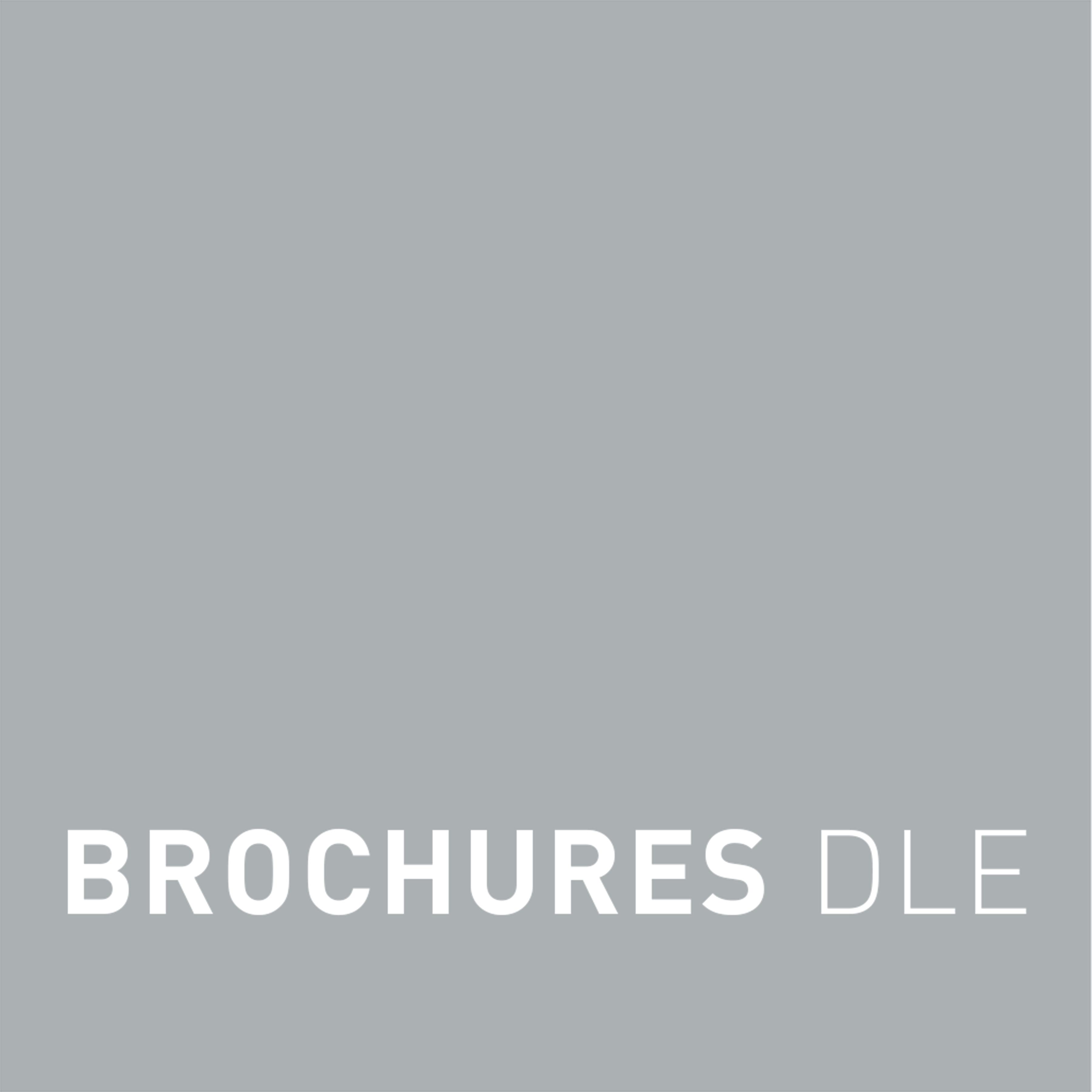 DLE brochures